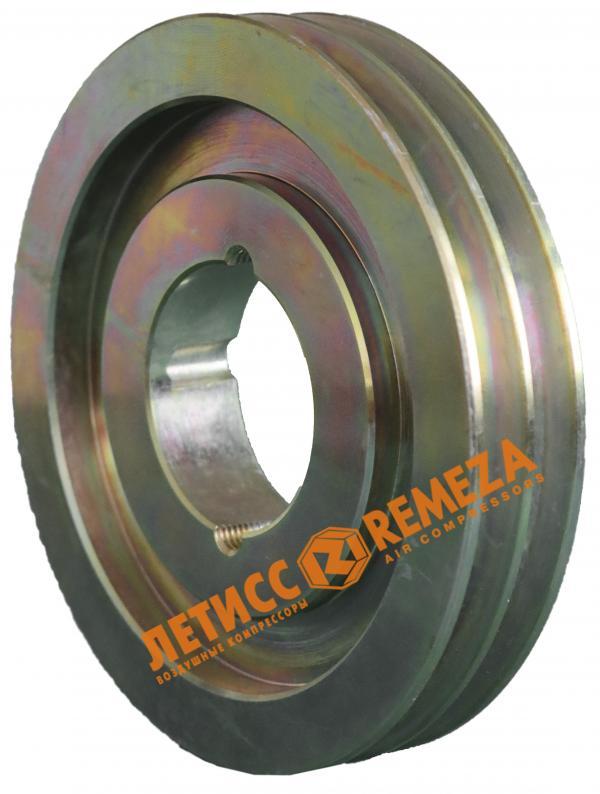Шків для електродвигуна поршневого компресора Remeza AirCast