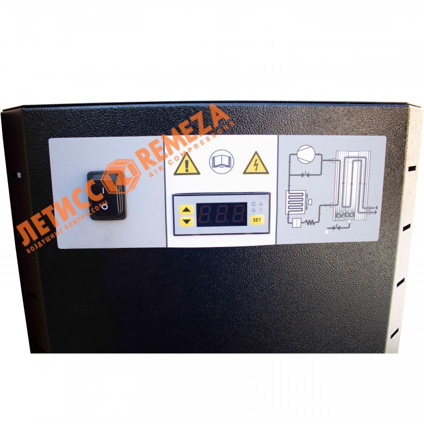 Лицевая панель c контроллером осушителя сжатого воздуха RDP 235