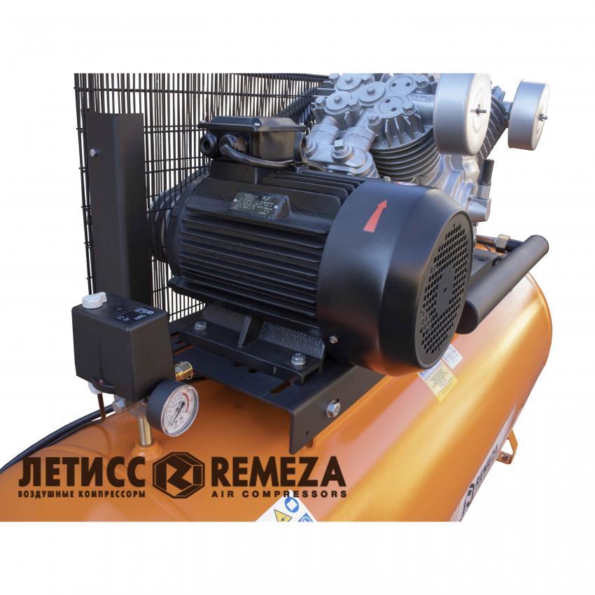 Электродвигатель для поршневого компрессора AirCast Remeza Ф-500 LT100 11kvt 10atm