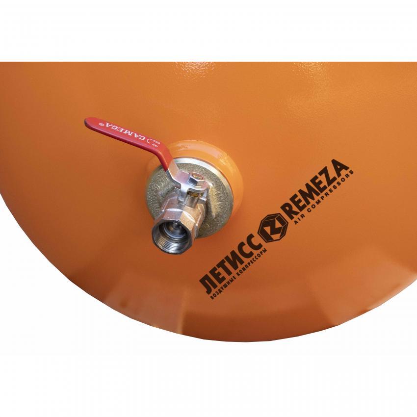 Кран ресивера поршневого компресора AirCast Remeza Ф-500 LT100 11kvt 10atm