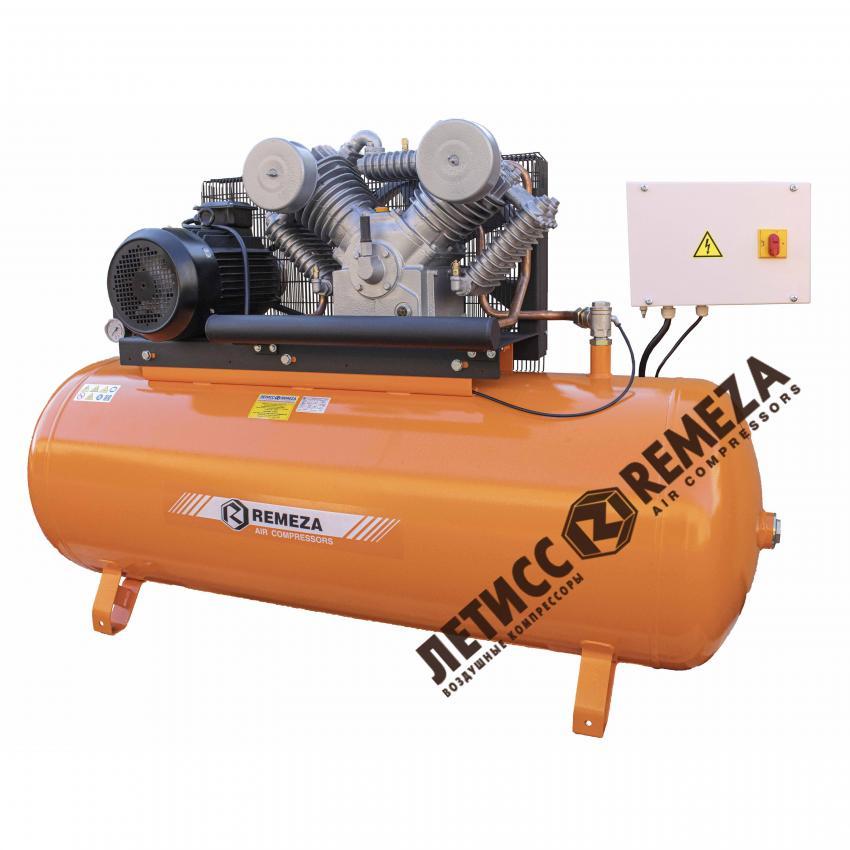 Поршневой компрессор AirCast Remeza Ф-500 LT100 11kvt 10atm