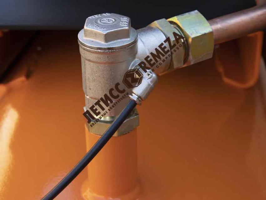 Обратный клапан для поршневого компресора Remeza 500 LT100/15-7,5