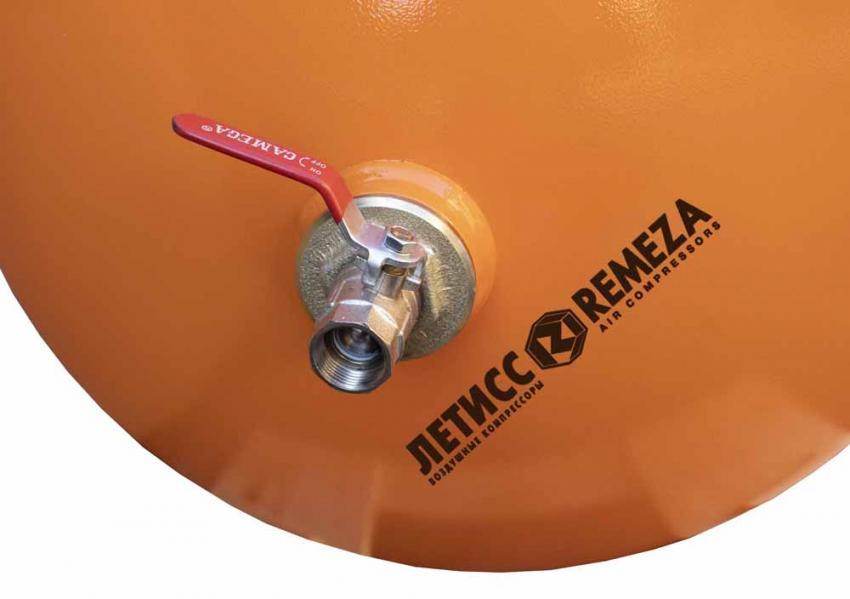 Кран ресивера поршневого компресcора Remeza 500 LT100/15-7,5